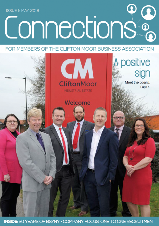CMBA newsletter May 2016 (Issue 1) cover