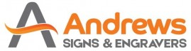 Andrews Signs & Engravers logo