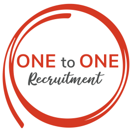 One to One Recruitment logo